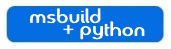 MSBuild and IronPython